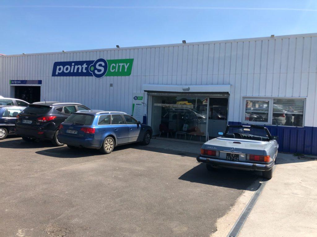 Centre auto Point S Vernouillet