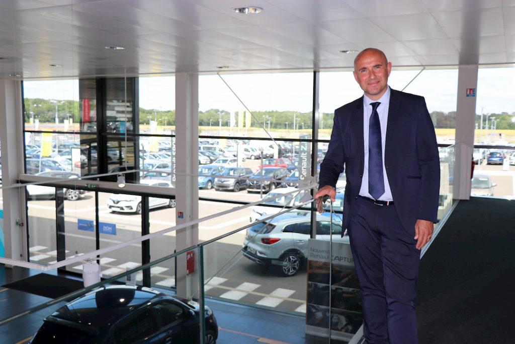 Joël Teixeira Directeur Renault Chartres