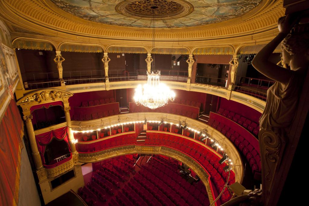 théâtre chartres