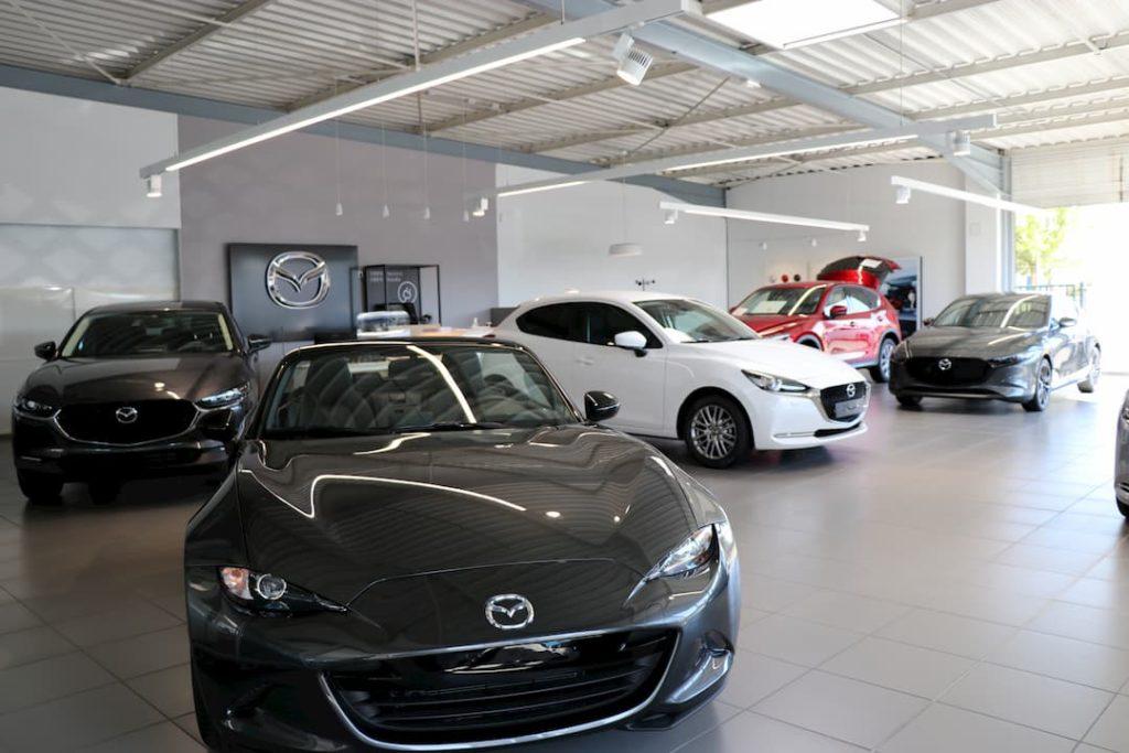 Parc Mazda