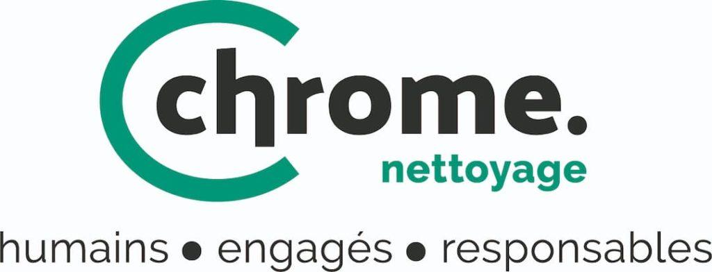 LOGO CHROME NETTOYAGE