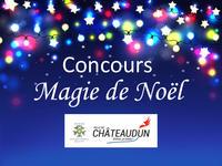 Concours Magie de Noël - Crédits : Mairie de Châteaudun