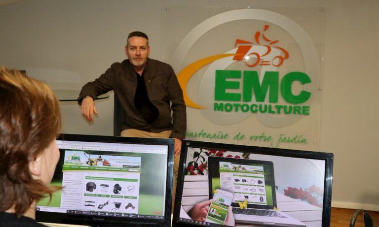 Dirigeant EMC MOTOCULTURE