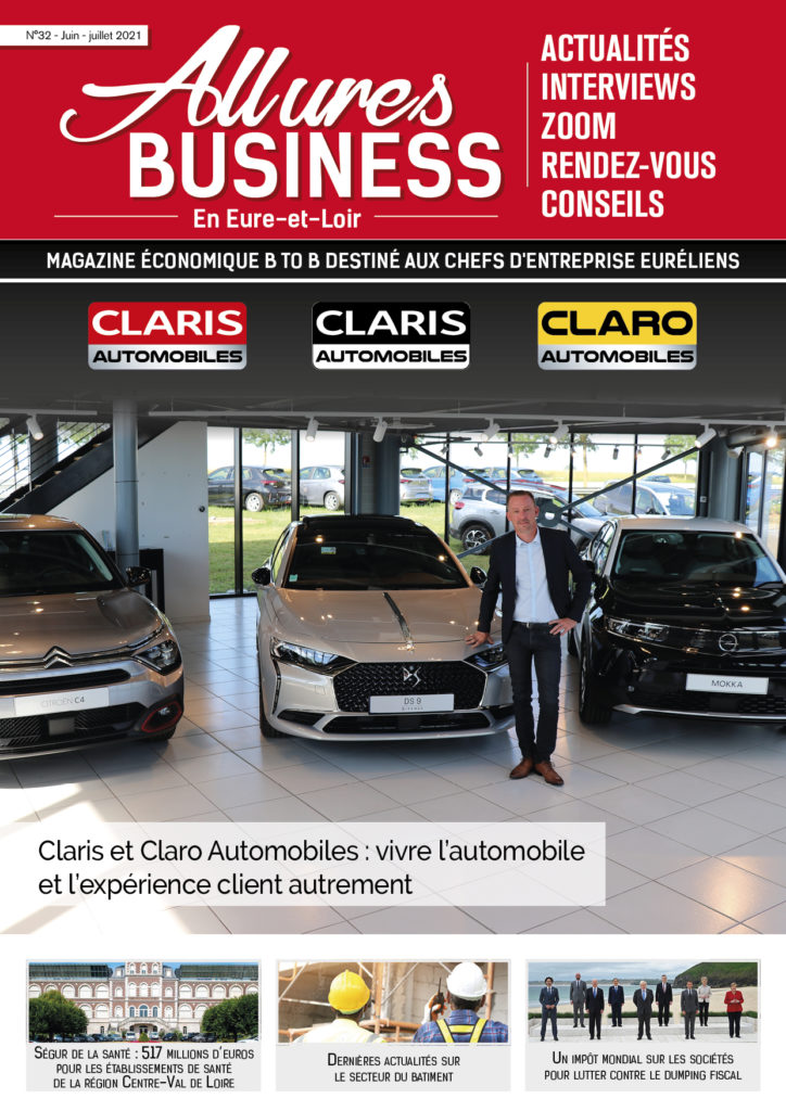 Allures Business Chartres n°32
